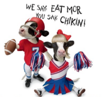Eat more chikin image